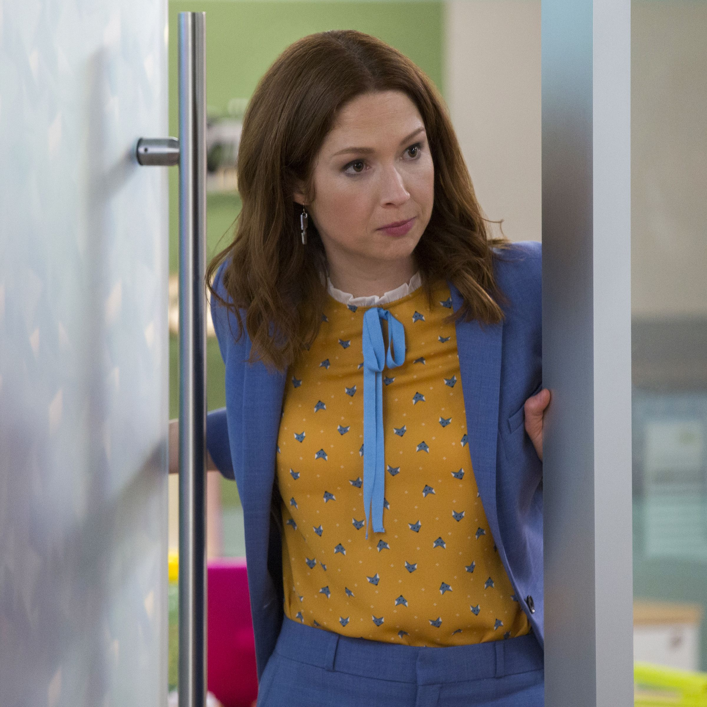 Unbreakable Kimmy Schmidt star says interactive episode will have different vibe to Black Mirror: Bandersnatch