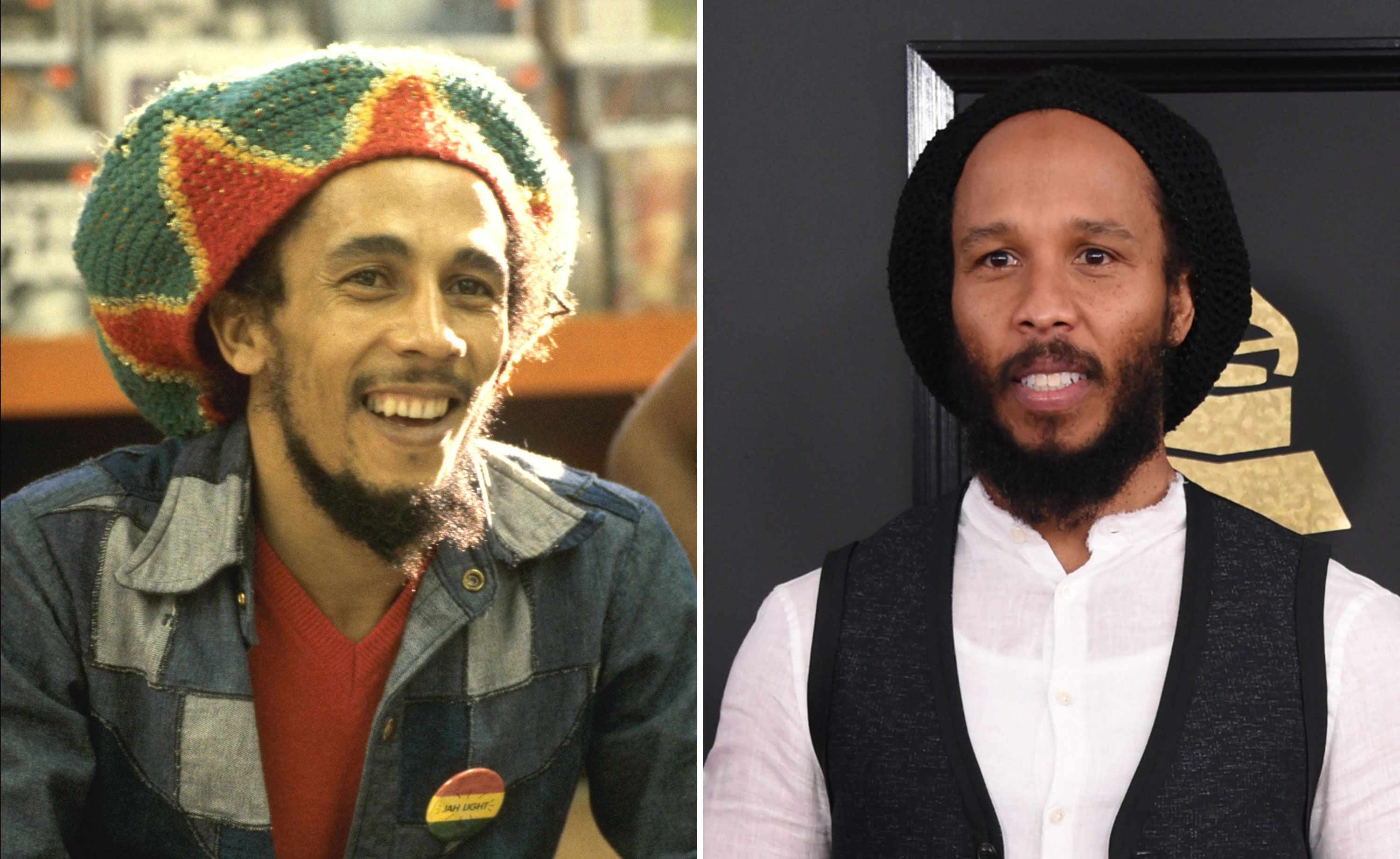 Bob Marley biopic movie in the works with son Ziggy Marley