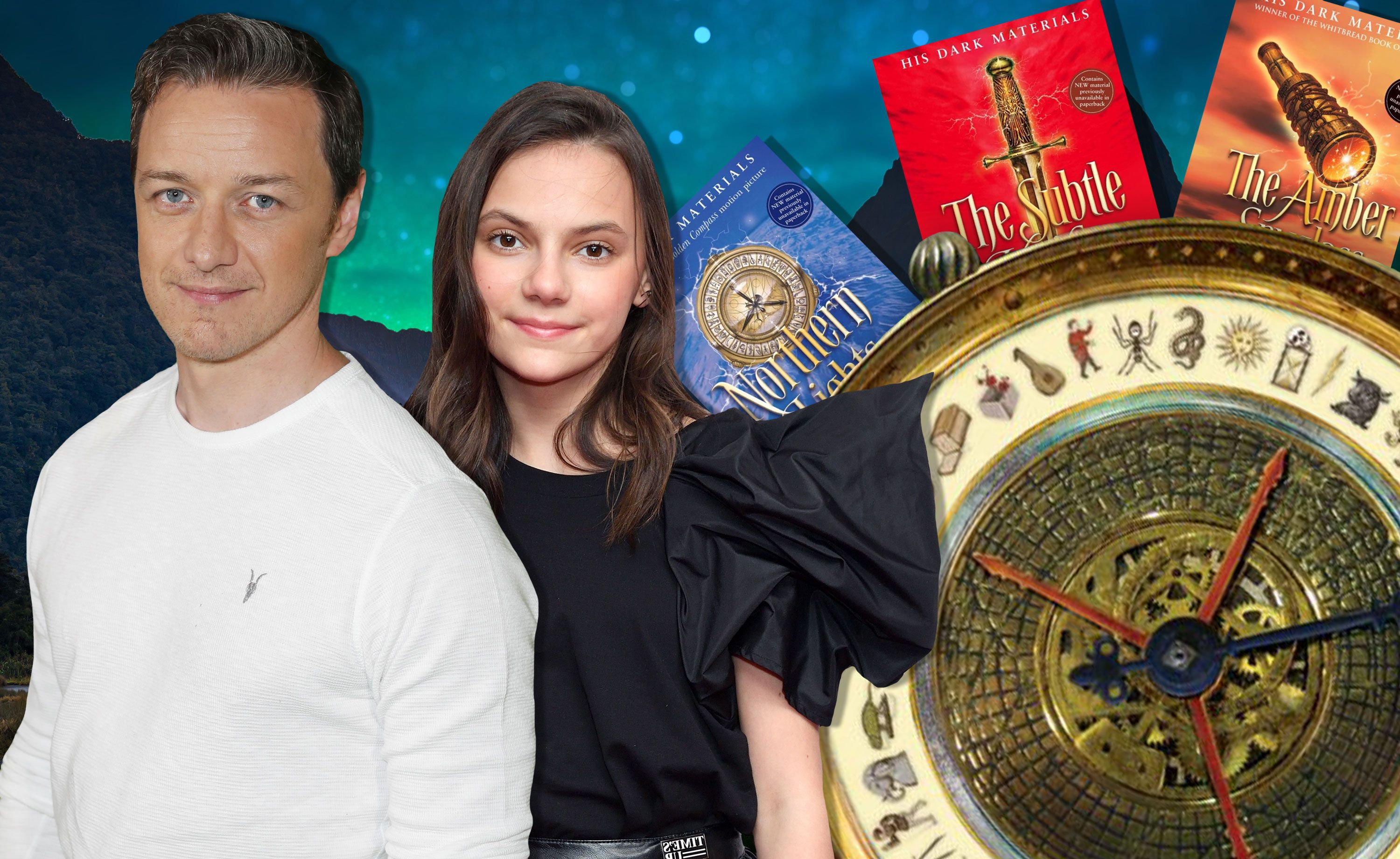 His Dark Materials Tv Series On The Bbc Casting Characters