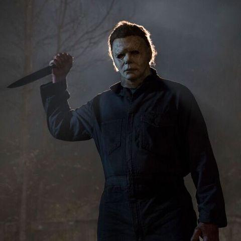 Nick Castle, Halloween, 2018