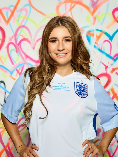 Love Islanders Support Soccer Aid for Unicef 2018