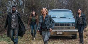 Fear the Walking Dead, Madison Clark, Kim Dickens, Season 4, Episode 8