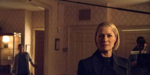 House of Cards, Season 6, Claire Underwood as Robin Wright