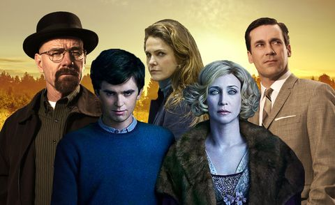 PHOTOSHOP, Breaking Bad, The Americans, Bates Motel, Mad Men