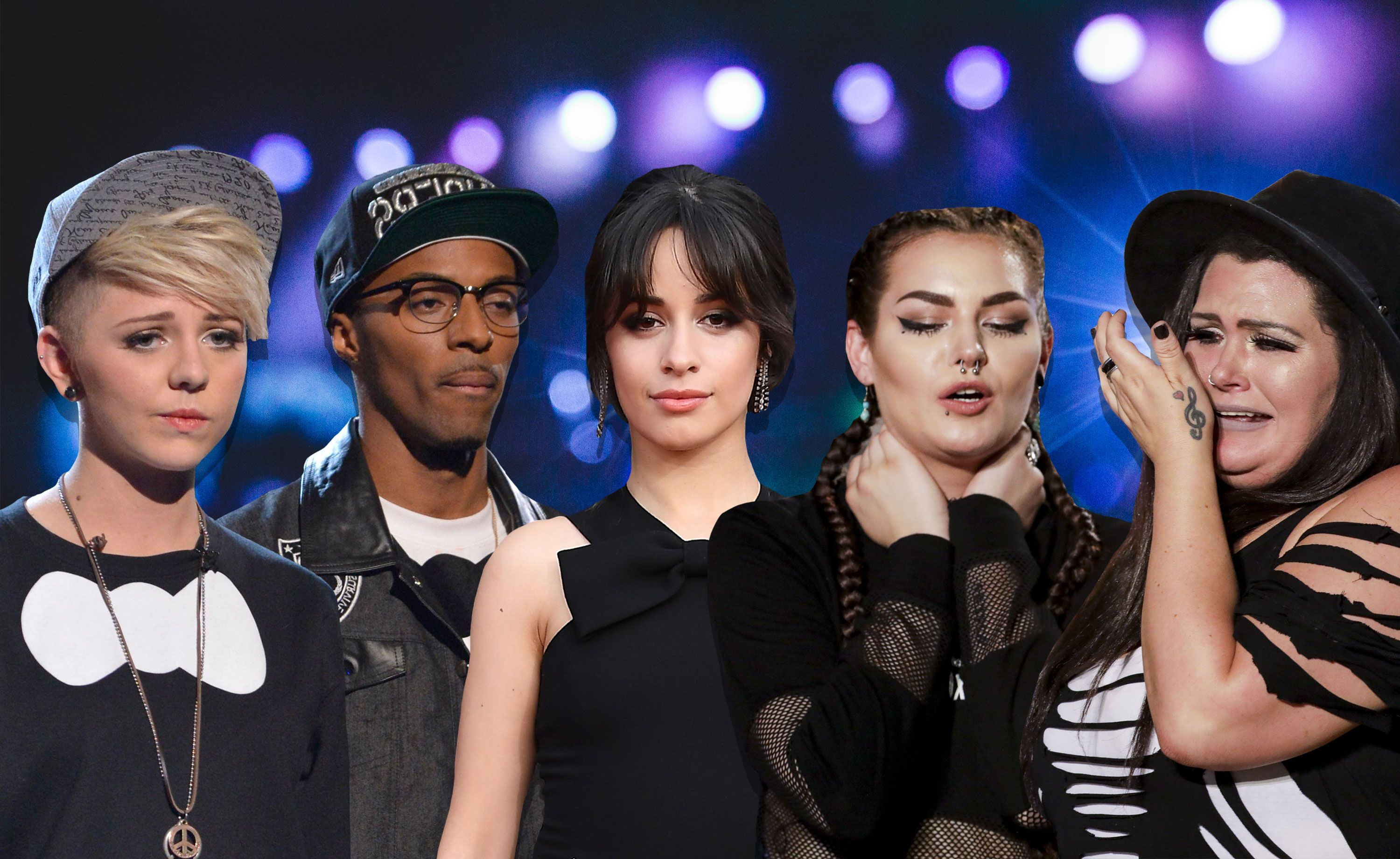 X Factor Splits 7 Of The Most Bitter To Come From The Show