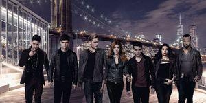 Shadowhunters season 3 group shot
