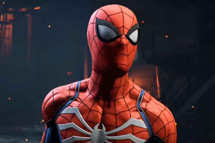 Spider-Man Game by Insomniac - E3 Sony conference