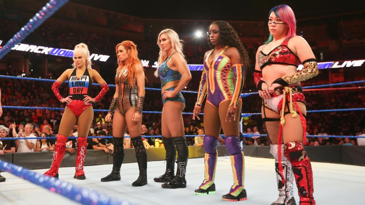 WWE SmackDown results – Women main event before Money in the Bank