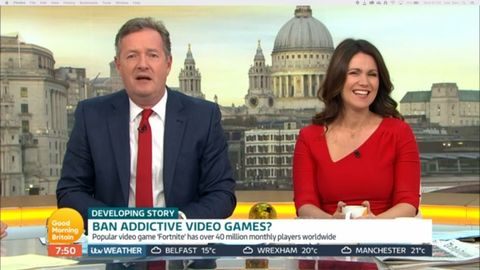 Good Morning Britain's Piers Morgan hits out at parents for