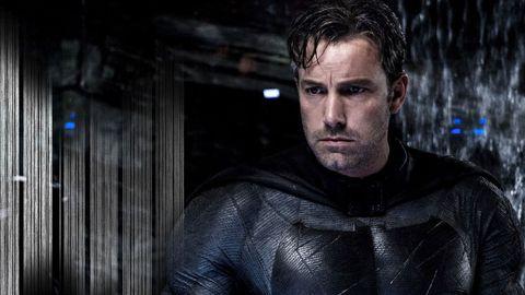 Ben Affleck meets up with Warner Bros amid Batman rumours