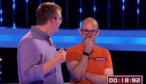 The £100K Drop contestants grab the biggest cash win of the