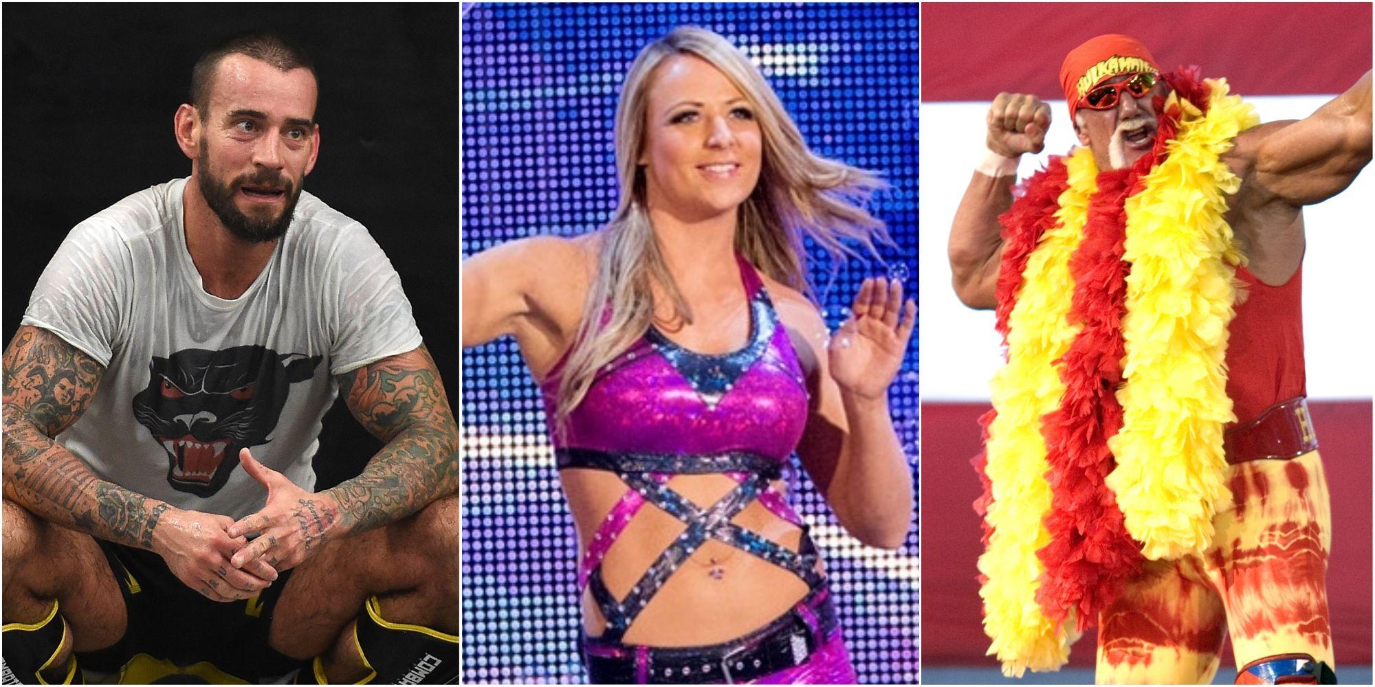 WWE comebacks: CM Punk, Emma and Hulk Hogan