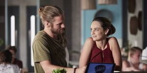 Ash and Tori Morgan grow closer again in Home and Away