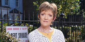 Gillian Wright as Jean Walters in EastEnders