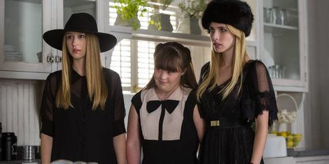 How American Horror Story's huge Murder House and Coven