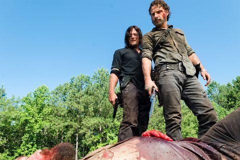 The Walking Dead star Chandler Riggs breaks silence on Andrew