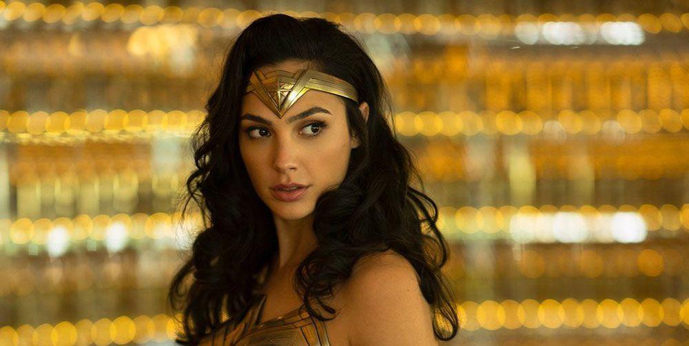 Gal Gadot's Wonder Woman 2 costume