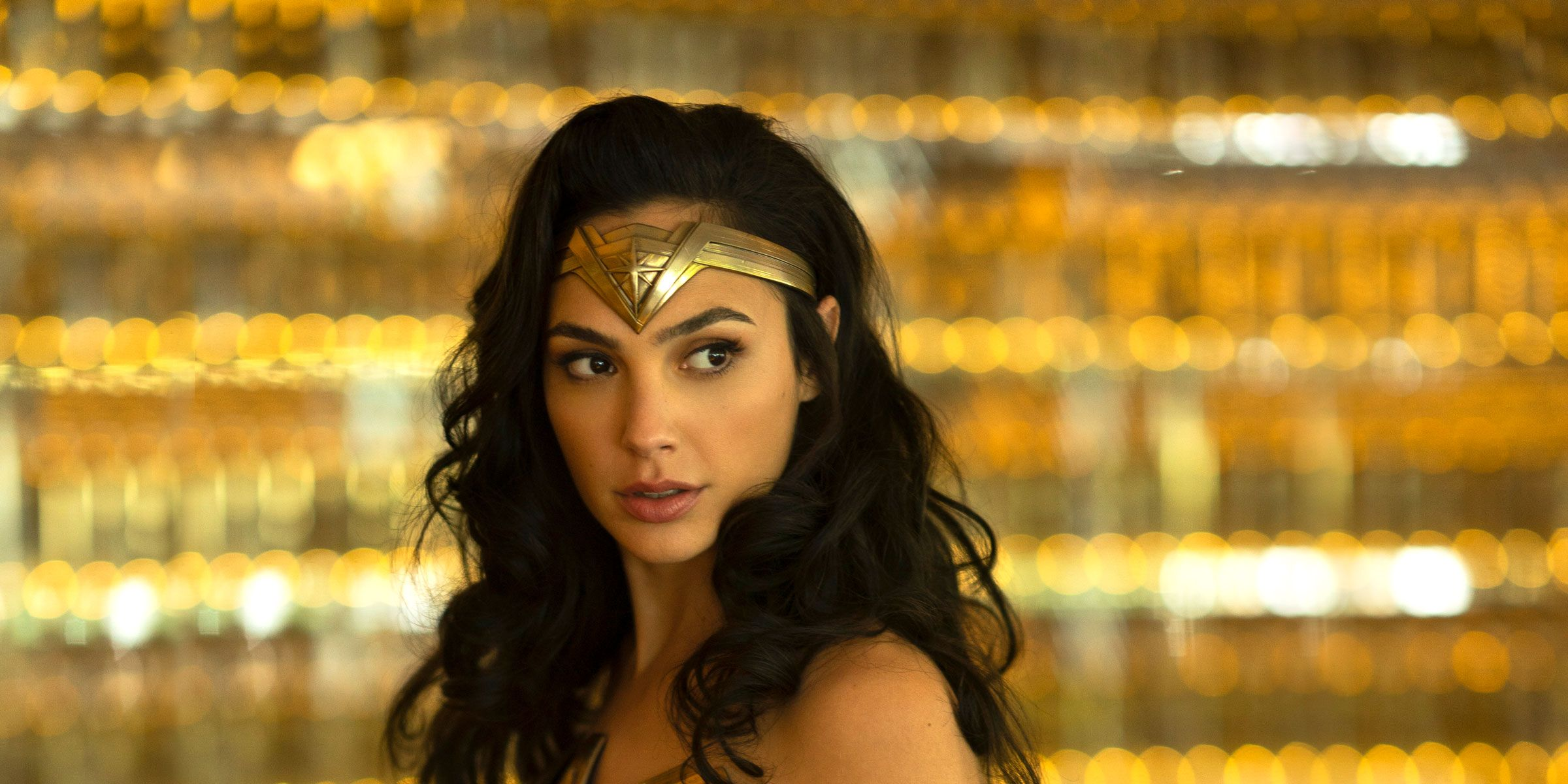 Gal Gadot, Wonder Woman 1984