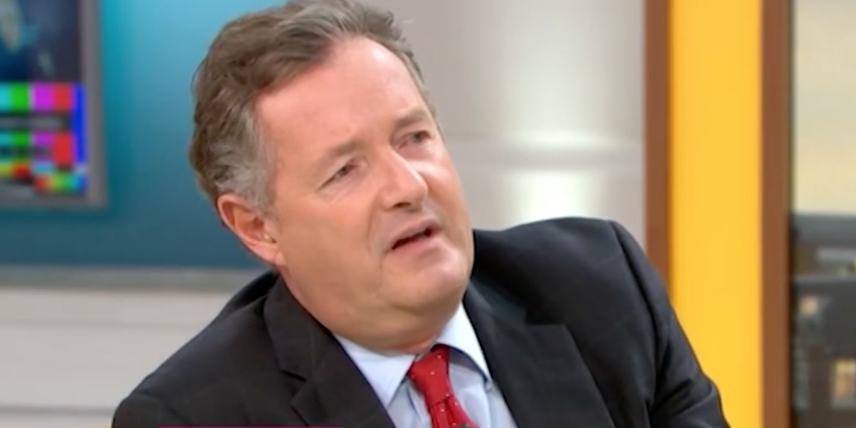 Good Morning Britain's Piers Morgan was asked to return as a Britain's Got Talent judge