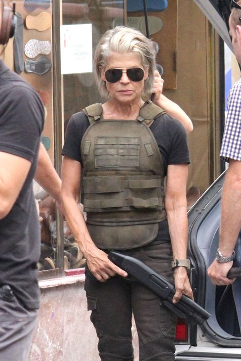 Who plays sarah connor
