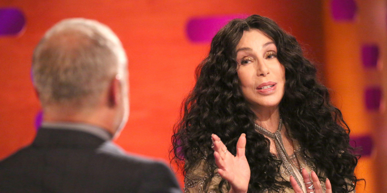 Cher on The Graham Norton Show