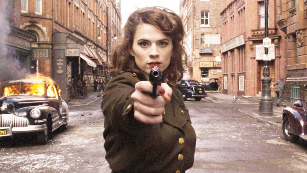 Agent Carter star Hayley Atwell explains why Peggy Carter may not return to the MCU