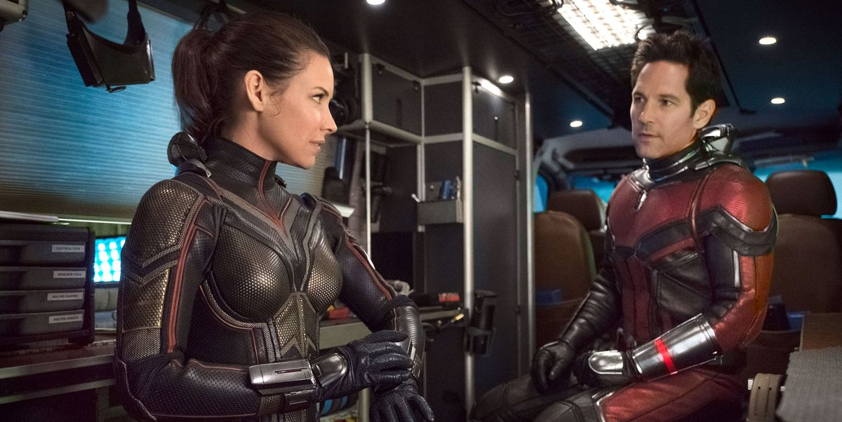"Marvel star says Ant-Man 3 is ""a year away from filming"""