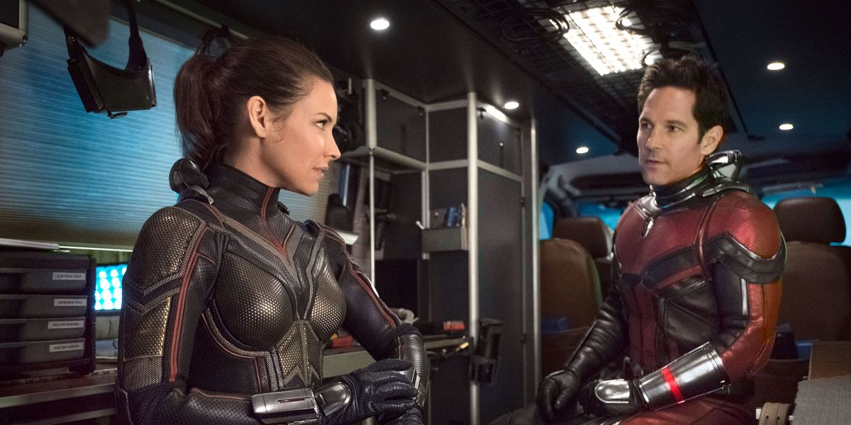 Marvel's Evangeline Lilly shares intense training video ahead of Ant-Man 3