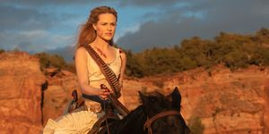 Dolores in Westworld 2x10