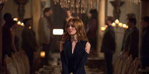 Shadowhunters, Katherine McNamara, Clarissa, mid-season finale, season 3