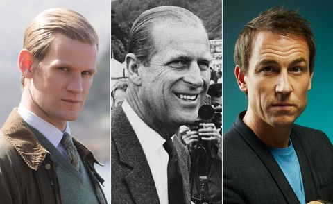 the crown, prince philip