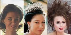 the crown, princess margaret