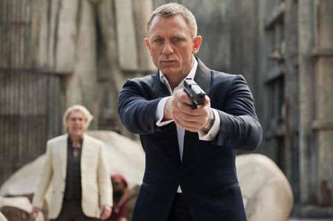 Daniel Craig - James Bond 007 - Skyfall