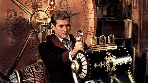 HG Wells' Time Machine 1960 movie