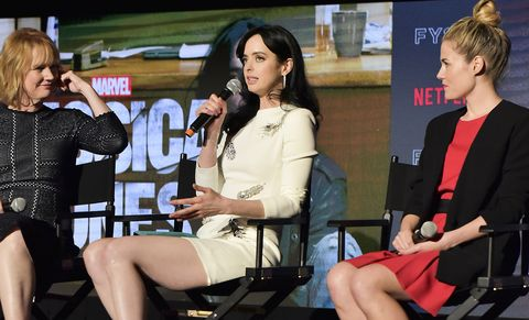 Jessica Jones Season 3 On Netflix Cast Spoilers And Everything You