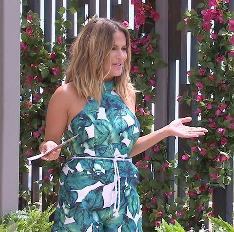 Kelly Brook accuses Love Island host Caroline Flack of 'copying her life'