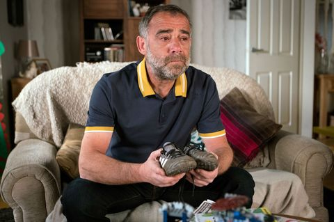 Kevin Webster continues to struggle over the Jack situation in Coronation Street