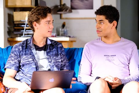 Ty Anderson and Ryder Jackson grow closer in Home and Away