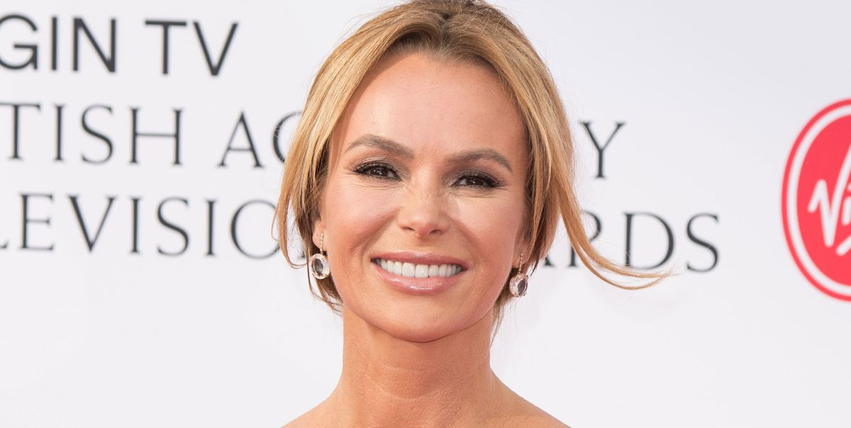 Amanda Holden releases her first ever Christmas single - and it's super festive