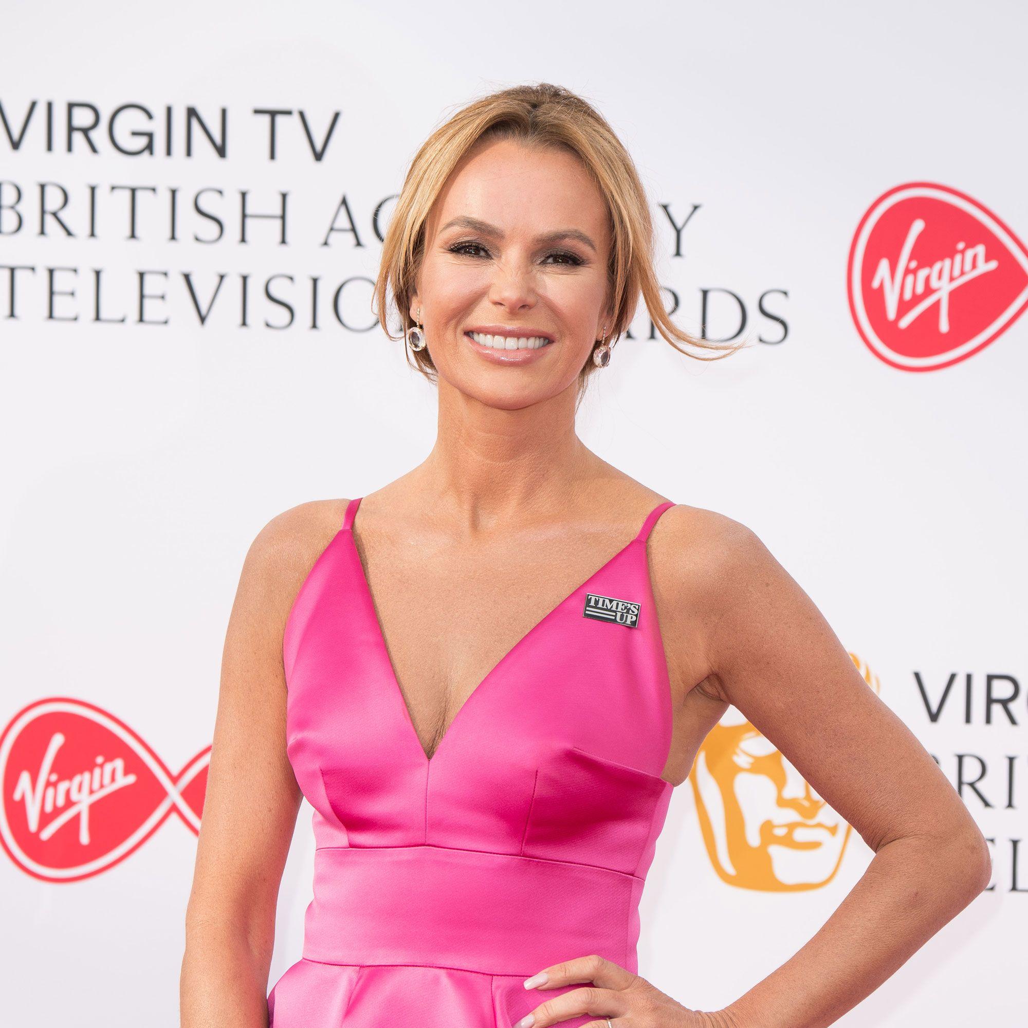 """Britain's Got Talent's Amanda Holden will play a """"lusty aristocrat"""" on ITV2's Plebs"""
