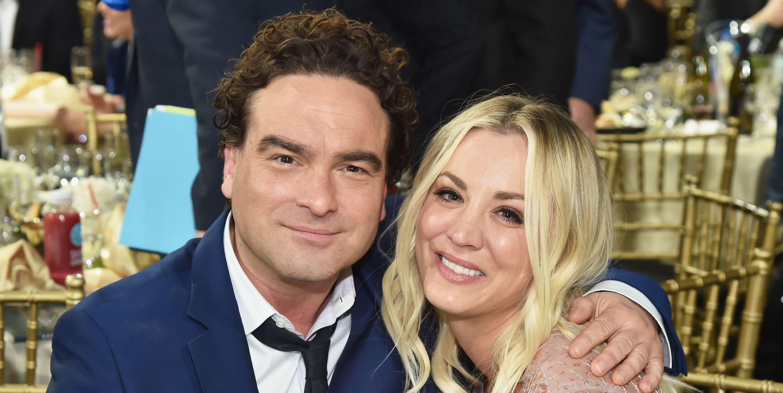 Kaley Cuoco's Big Bang Theory co-star pokes fun at her online