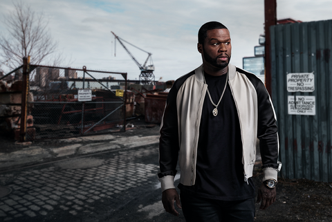 50 Cent signs huge deal with Starz to make new TV shows