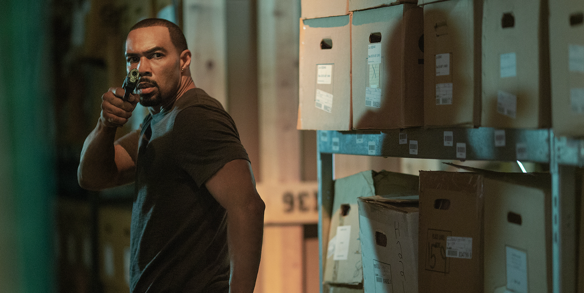 Power's Joe Proctor almost got a spin-off series