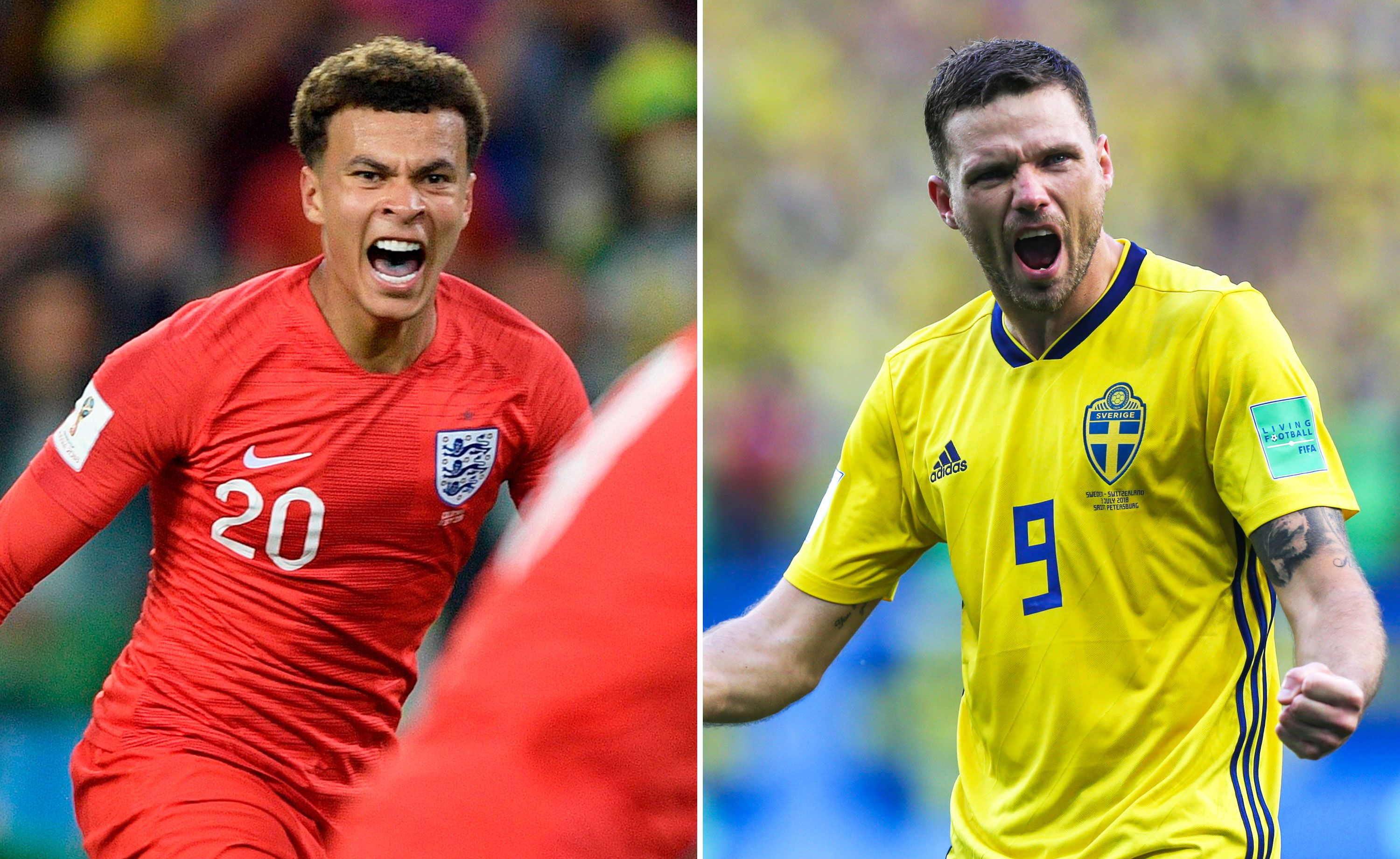 World Cup 2018 live stream – How to watch England vs Sweden online 41b25234efc84