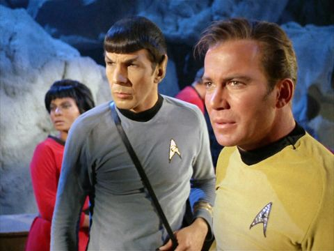 Have the titles for new Star Trek TV shows been leaked?