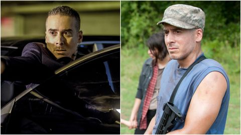 9 famous faces you totally forgot were in The Walking Dead
