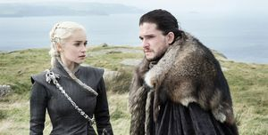 Game of Thrones seizoen 8, Daenarys Targaryen, Jon Snow
