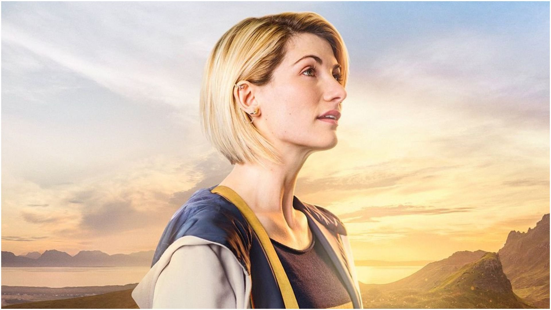 Jodie Whittaker Says Doctor Who Series 11 Is Fizzing With Wonder