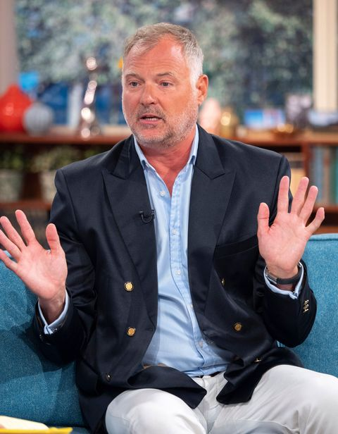 "Phillip Schofield admits he got This Morning job thanks to John Leslie's ""misfortune"""