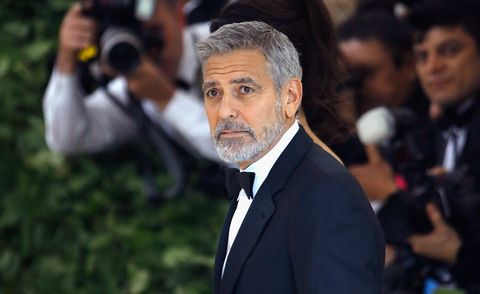 George Clooney denies he's on the verge of multimillion ...